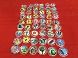 CHIPS Mexican Loteria Bingo Board Game HARD Plastic Cards 54
