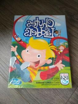 Chutes and Ladders Hasbro Gaming Kids & Family Fun Board Gam