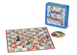 Chutes and Ladders Deluxe Board Game in Classic Nostalgia Co