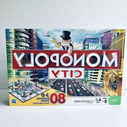 Monopoly City Ages 8 and up, 1 ea