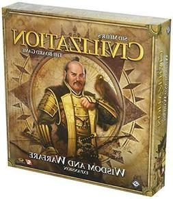 civilization wisdom and warfare expansion board game