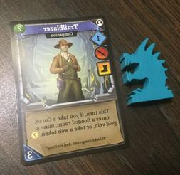 Clank Trailblazer ULTRA RARE New Promo With Alternate Wooden