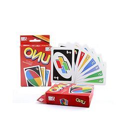 Younglingn Classic 108 English Fun Cards Game Board Game UNO