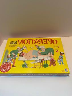 classic 2004 operation skill board game