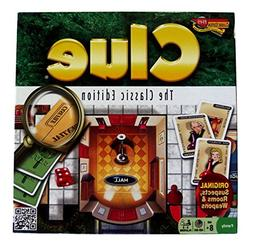 Clue The Classic Edition Square Box