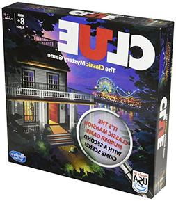 Clue Board Game, 2013 Edition   by Hasbro