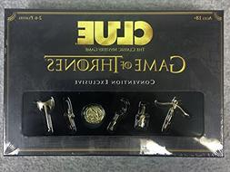 Clue Game of Thrones Convention Exclusive: 2 New Characters