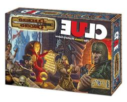 clue dungeons dragons