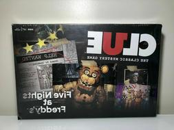 USAOPOLY Clue Five Nights at Freddy's Board Game Based on