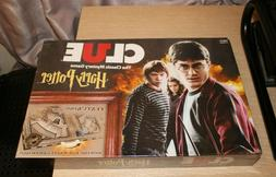 CLUE Harry Potter Board Game 2016 USAopoly New Factory Seale