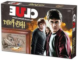 USAopoly Clue Harry Potter Board Game Adults Kids Card Board