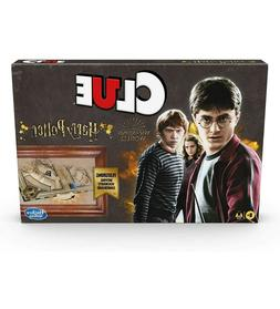 clue harry potter new board game