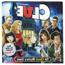 Hasbro Clue The Classic Mystery Board Game - A5826079