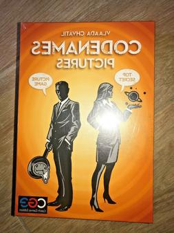 Codenames Board Game Czech Games Edition Factory Sealed New