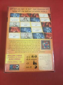 Codenames by Vlaada Chvatil, Top Secret Word Game, Czech Gam