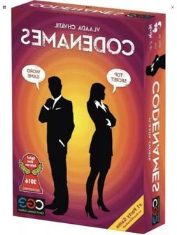 Codenames Czech Games Board GameParty Game. - 265 Cards