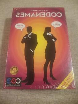 CODENAMES Czech Games Edition WORD GAME TOP SECRET by Vlaada