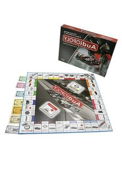 """Audi Collection """"AudiOPOLY"""" Board Game - Audi Collection Exc"""