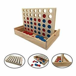 Connect 4 Four In A Row Board Game Family Party Travel Outdo