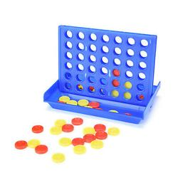 Connect Four In A Row 4 In A Line Board Game Kid Children Fu