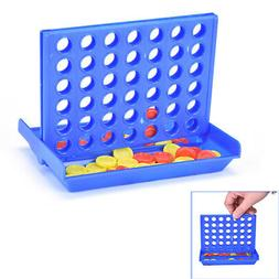 Connect Four In A Row 4 In A Line Board Game Kids Children F