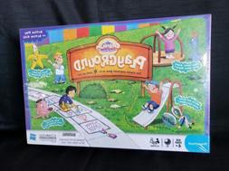 Cranium Playground Educational Preschool Board Game~Hasbro~N