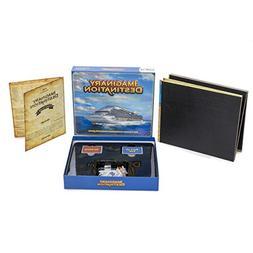 Cruise Ship Gift Educational Board Game Imaginary Destinatio