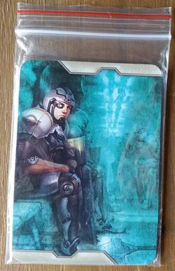 Cry Havoc Board Game Secret Objective Promo Card Pack Dice T
