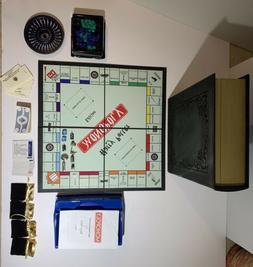 Custom Harry Potter Monopoly Board Game! Amazing!
