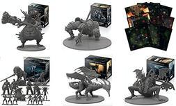 Dark Souls Board Game Expansion Assortment Set of 6