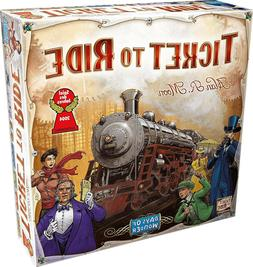 Days of Wonder Ticket to Ride Board Game Accessory Kit