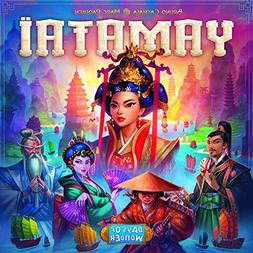 days wonder yamatai board game
