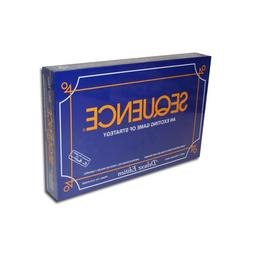 Deluxe Sequence Board Game - Includes Bonus Deck of Cards!
