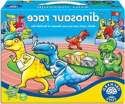 Orchard Toys Dinosaur Race Baby/Toddler/Child Board Game Puz