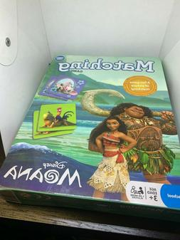Wonder Forge Disney Moana Matching Game Board
