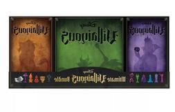 Disney Ultimate Villainous Game Bundle Pack - 3 Complete Gam