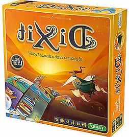 Dixit - A Picture is Worth a Thousand Words game by Asmodee