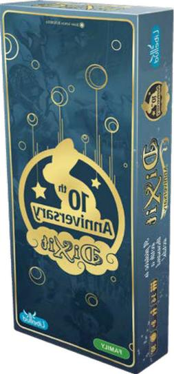 Dixit Anniversary Expansion Board Game New Factory Sealed NI