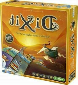 Asmodee Dixit Family Board Game! 3-6 players Ages 8+