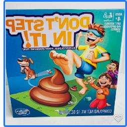 Don't Step In It First Edition Poop,  Brand New Hasbro Board