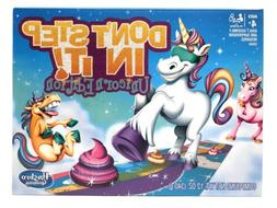 Don't Step In It Unicorn Edition Board Game By Hasbro