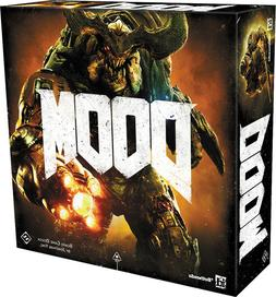 Doom Board Game Factory Sealed Brand New Fantasy Flight Game