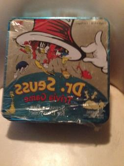 dr seuss trivia board game w collectible