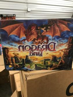 Dragonland Board Game - Games & Accessories Factory Sealed N