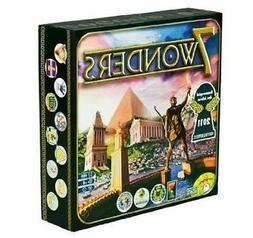 Asmodee Editions 7 Wonders Board Game By Antoine Bauza Brand