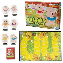 Outset Media - Piggies On the Run - Basic Counting Game Feat