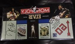 Elvis Presley Monopoly Collectors Edition Board Game NIB Sea