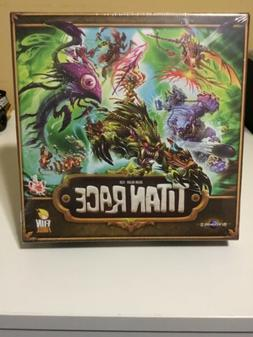 FACTORY SEALED Titan Race Game Funforge Neverworld Character