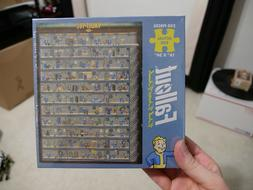 USAopoly Fallout Perk Poster Puzzle 550 Pieces sealed new! S