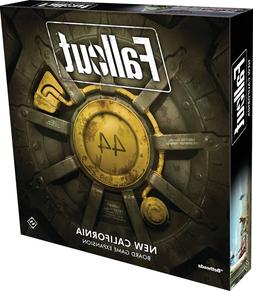 fallout the board game new california expansion